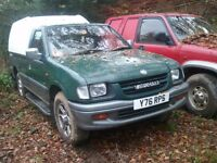 4x4 japanese pickups wanted (navara, l200, ranger, rodeo, isuzu, etc) diesel/2wd
