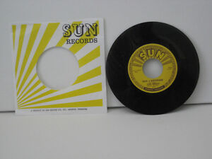 Elvis Presley 1954 Sun Record ' You're A Hearthbraker '+ 2 Répro