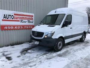 2014 Mercedes-Benz Sprinter HAUT/COURT --GARANTIE 1AN/15 000Ks