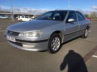 Peugeot 406 Hdi Turbo diesel 1 previous owner drives well cheap car