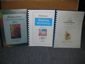 Workshop Books by Eileen Korponay Campbell River Comox Valley Area image 1