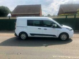 17 Plate Ford Transit Connect Trend 230 L2 Crew Van Euro 6
