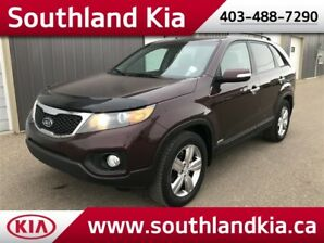 2013 Kia Sorento EX AWD **LEATHER, PANORAMIC SUNROOF **