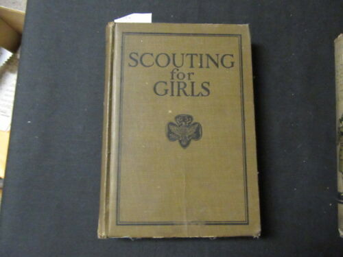 Scouting for Girls, 8th Reprint 1926