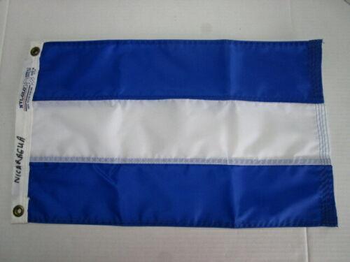 NYL-GLO  NYLON FLAG YACHT CLUB SAILBOAT SHIP BOAT SIGNAL - A18-1