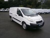 Peugeot Expert L2 1200 1.6 HDI 90bhp H2 Van DIESEL MANUAL WHITE (2013)