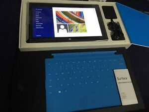 Microsoft surface rt 64gb w touch keyboard
