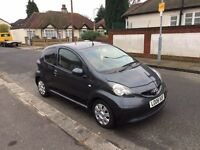 Toyota Aygo 1.0 ltr, Auto 2008, Annual 20 pounds tax, well maintained powerful engine, long mot
