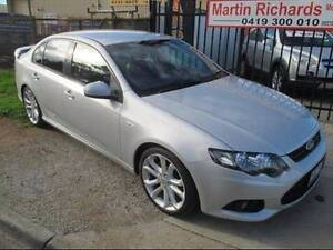From $78 per week*    2012 Ford Falcon XR6 Sedan Brunswick Moreland Area Preview