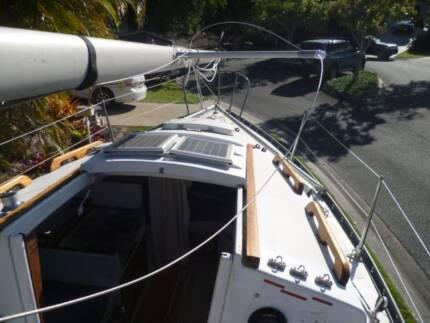 sunmaid 20 trailer sailer for sale Bli Bli Maroochydore Area Preview