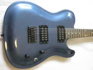 Squire double fat telecaster