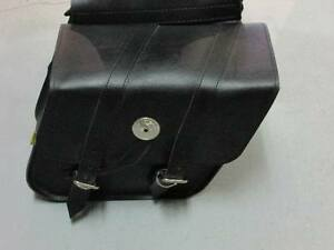 SADDLEBAGS FOR 750 CC OR SMALLER