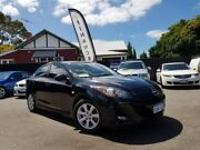 2009 Mazda 3 BL Maxx Sport Black 5 Speed Automatic Sedan Mount Hawthorn Vincent Area Preview