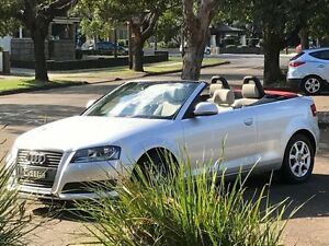 2010 Audi A3 8P MY10 TFSI S tronic Attraction Silver 7 Speed Sports Automatic Dual Clutch Croydon Burwood Area Preview