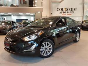 2016 Hyundai Elantra SPORT-AUTO-SUNROOF-CAMERA-ONLY 32KM