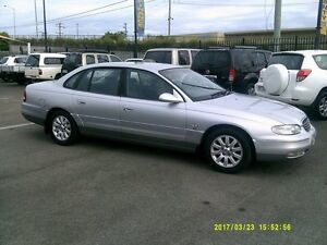 2001 Holden Statesman WH V6 Silver 4 Speed Automatic Sedan Coopers Plains Brisbane South West Preview