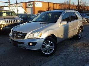 2007 MERCEDES-BENZ ML350 4 MATIC,KM:145,000 PRICE:$11,990 NAVIGA