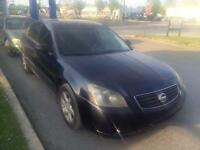 2005 Nissan Altima 2,5 SL,CUIR,TOIT,GARANTIE 1 ANS GRATUITE