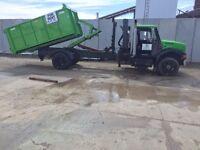 Roll Off Bins - Dumpster