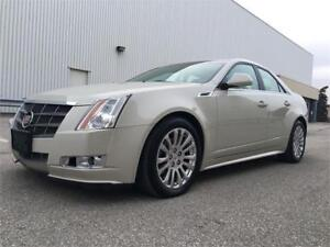 2010 Cadillac CTS AWD- Performance Collection Edition 49838 Kms