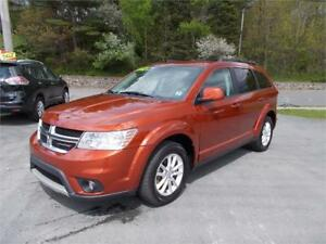 2014 DODGE JOURNEY SXT LOADED V6