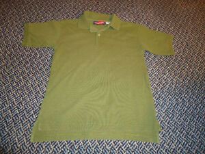 Boys Size 12 Bugle Boy Short Sleeve Polo T-Shirt