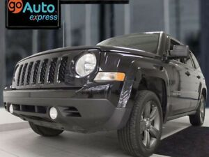 2015 Jeep Patriot Sport/North- Sunroof, power leather heated sea