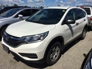 2015 Honda CR-V LX - 1 OWNER|BLUETOOTH|HEATED SEATS|NO ACCIDENTS