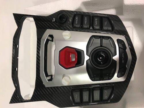 Carbon Fiber 470919609c Lamborghini Aventador Mmi Operating Unit New