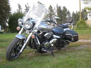 2009 YAMAHA V STAR 950 TOURER FOR SALE