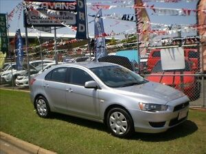 2011 Mitsubishi Lancer CJ MY12 Activ Sportback 6 Speed CVT Auto Sequential Hatchback Winnellie Darwin City Preview