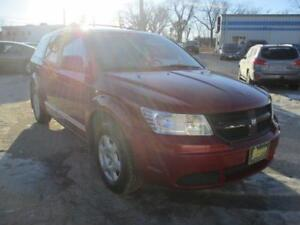 2009 DODGE JOURNEY, HAS SAFETY AND WARRANTY $7,450
