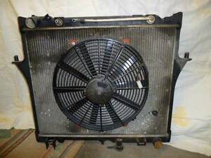 RADIATOR COOLING FAN, ELECTRIC, SPAL, 40CM, HIGH VOL, AS NEW, EXC Chapel Hill Brisbane North West Preview