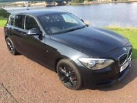 2015 BMW 1 SERIES 2.0 120D M SPORT 5D 181 BHP DIESEL