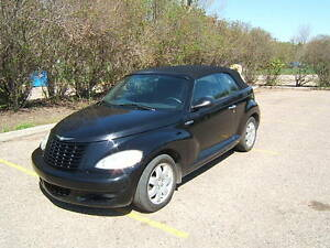 2005 Chrysler PT Cruiser Touring Editin Convertible