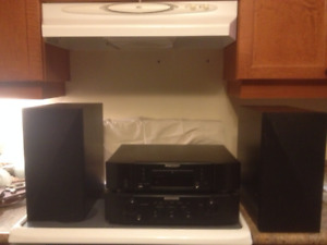 HIGH END STEREO SYSTEM