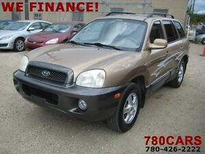2002 Hyundai Santa Fe GLS  All-wheel Drive - YES WE DO TRADES