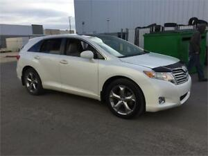 2011 toyota venza limted 4wd  sale trade financing