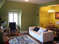 2 Bedroom Suite- Glebe Avenue and Bank- Carleton U- May 1st 2016
