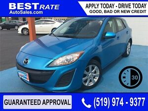 MAZDA 3 - APPROVED IN 30 MINUTES! - ANY CREDIT LOANS