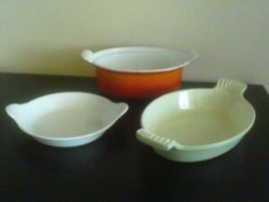 Le Creuset Cast Iron and more brands $10 Up