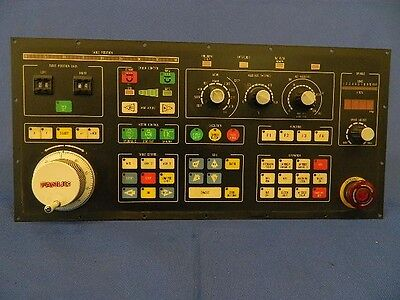 Mitsui Seiki Control Panel For Surface Grinder