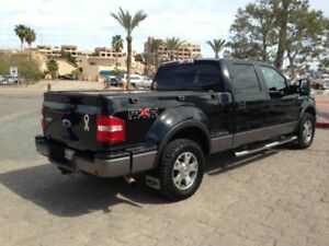 LOW KM 2009 FORD F150 FX4 SUPER CREW MUST SEE BEAUTY