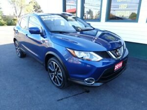 2019 Nissan Qashqai SL AWD for only $229 bi-weekly all in!