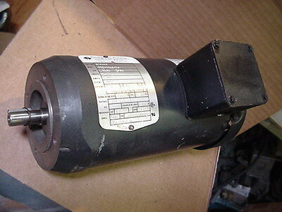 New Baldor Reliance Sugino Drill Motor S25004 .56kw 240480v 71c Frame