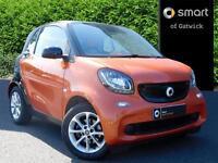 smart fortwo coupe PASSION PREMIUM T (orange) 2015-09-30