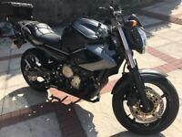 Yamaha xj600 2009 black