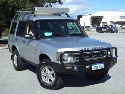 2004 Land Rover Discovery Series II Silver 4 Speed Automatic Wagon Maddington Gosnells Area Preview