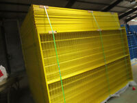 Temporary Fence Panels 6x10 - Spring Sale On Now - Construction