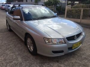 2006 Holden Commodore VZ MY06 Acclaim Silver 4 Speed Automatic Sedan Yagoona Bankstown Area Preview